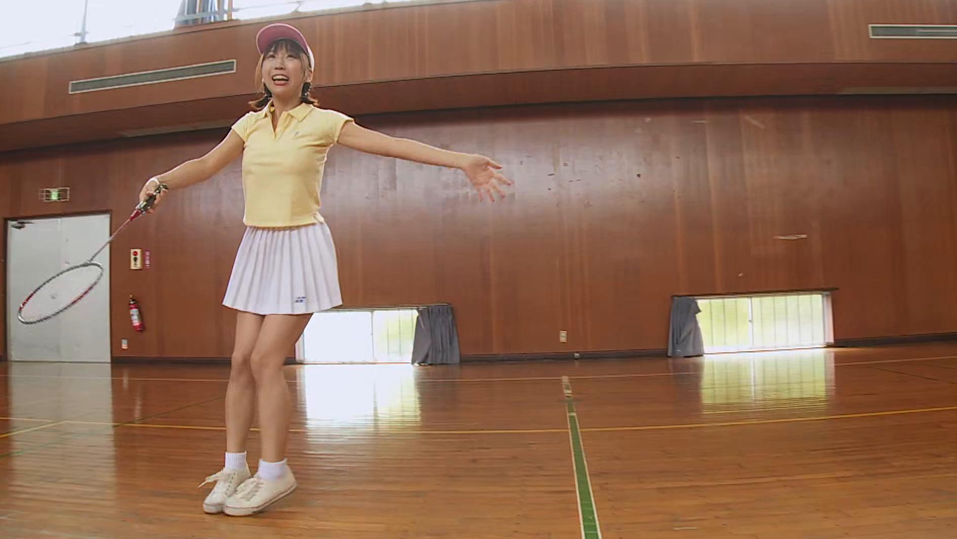 グラビアアイドルGIF画像|彼女感溢れる1作です→Healing Flower 日向葵衣webm画像