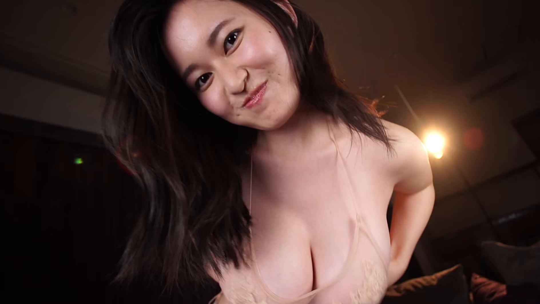 グラビアアイドル画像|大大大傑作!未梨ちゃん、あと1mmだけ! 未梨一花.webm