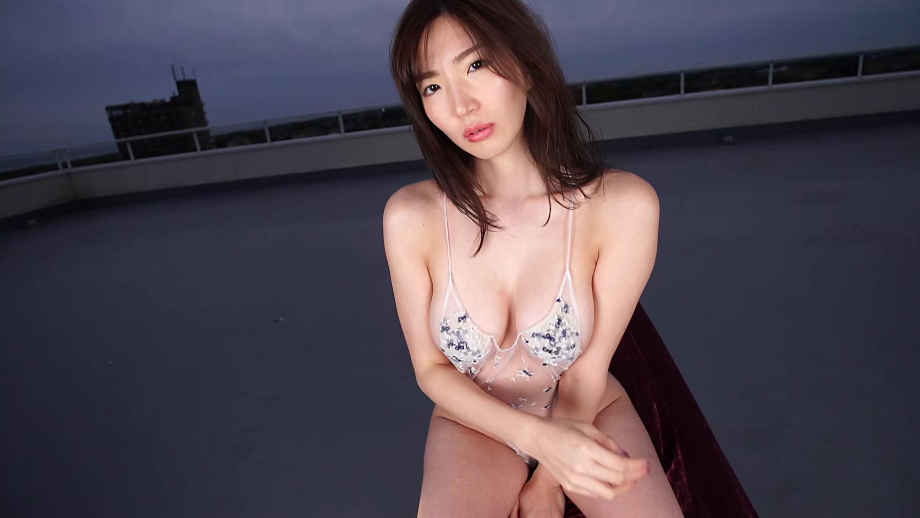 グラビアアイドルGIF画像|これはまいった。最高傑作→元カノはえいみ 松嶋えいみ.webm画像
