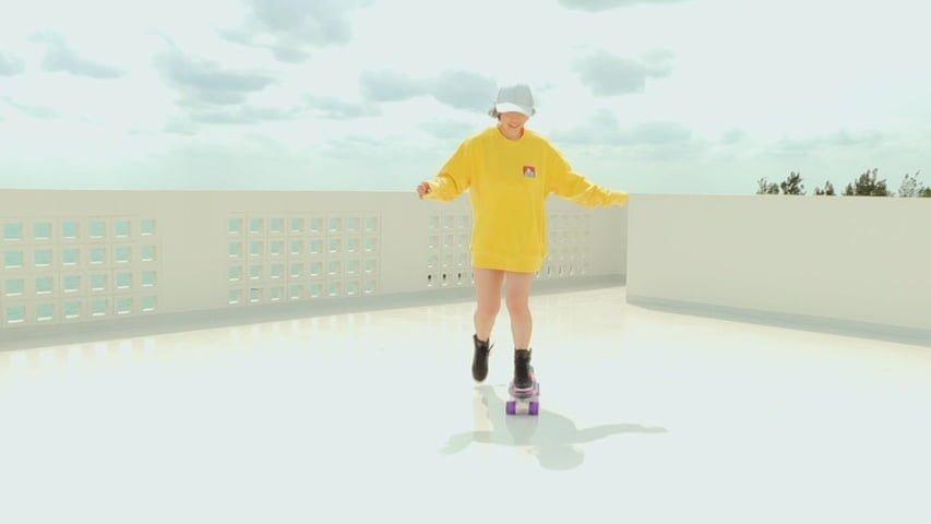 グラビアアイドルGIF画像 ミルキー・グラマー 伊織いおちゃんの揺れるSEXYギフ