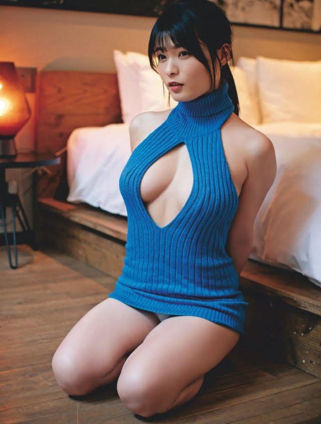 グラビアアイドル写真集|Hカップスレンダー美人の星名美津紀ちゃんのグラビア・水着画像まとめ画像パート6 100枚