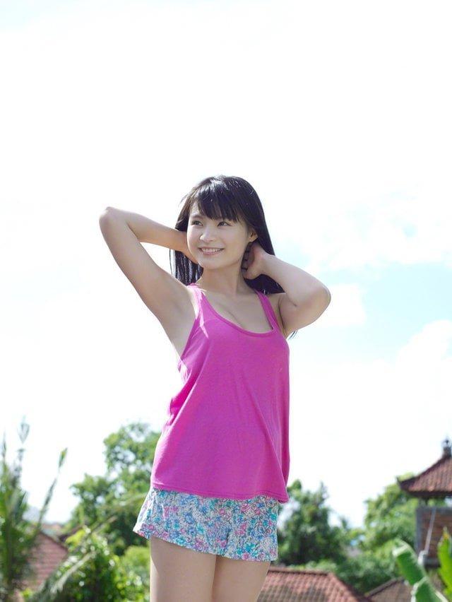 グラビアアイドル写真集|Hカップスレンダー美人の星名美津紀ちゃんのグラビア・水着画像まとめ画像パート7 100枚