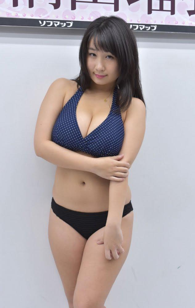グラビアアイドル写真集|Jカップの桐山瑠衣ちゃんのグラビア・水着まとめ画像パート1 100枚