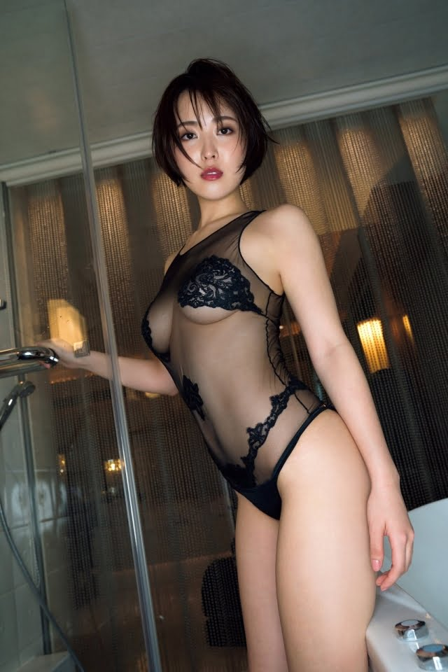 グラビアアイドル写真集 スレンダーGカップの忍野さらちゃんのグラビア・水着まとめ画像パート11 100枚