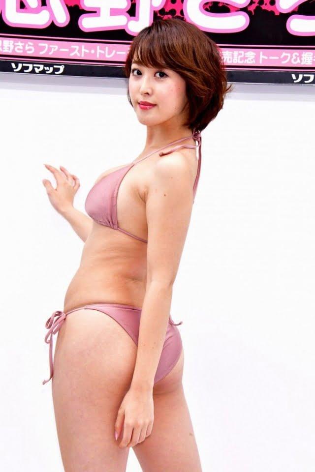 グラビアアイドル写真集|スレンダーGカップの忍野さらちゃんのグラビア・水着まとめ画像パート12 148枚