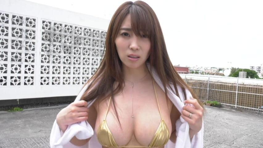 グラビアアイドルGIF画像|日本一エロすぎるグラビアアイドル森咲智美→M 森咲智美GIF画像