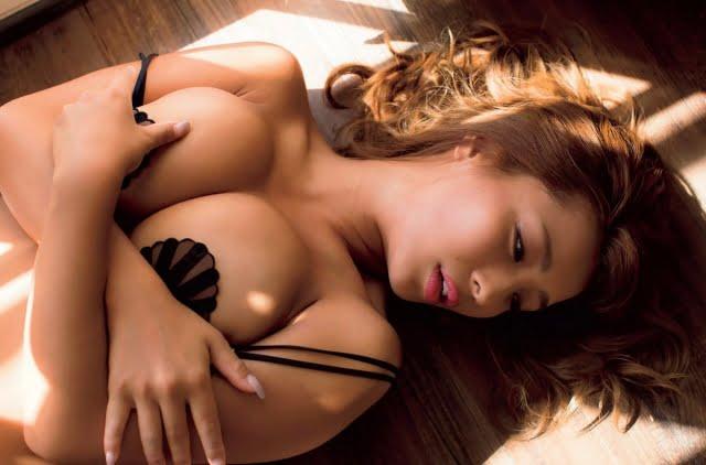 グラビアアイドル写真集 橋本 梨菜ちゃんのまとめ画像グラビアアイドル写真集 なにわのブラックダイヤモンド橋本 梨菜ちゃんのまとめ画像パート1 100枚Number001-100