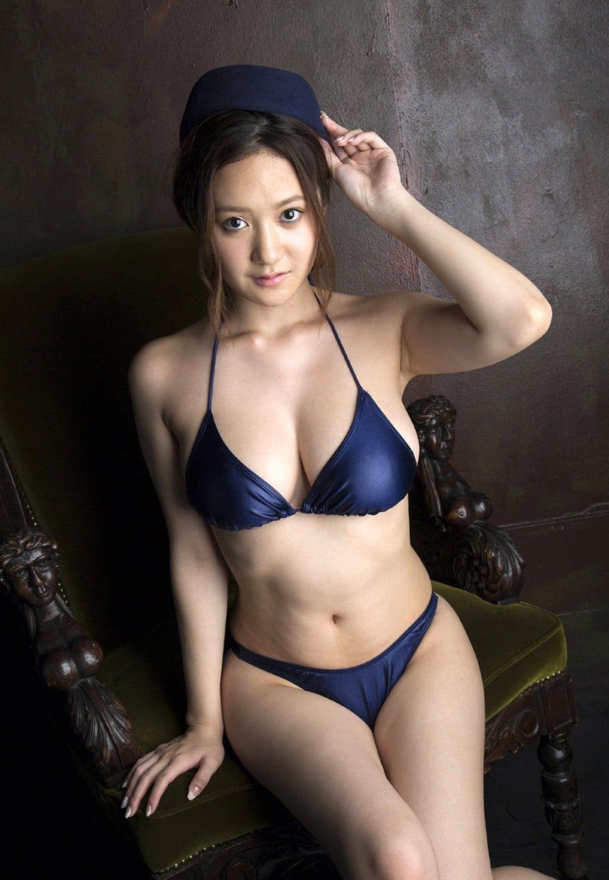 グラビアアイドル写真集 Gカップの葉月ゆめちゃんのグラビアまとめパート2 100枚Number101-200