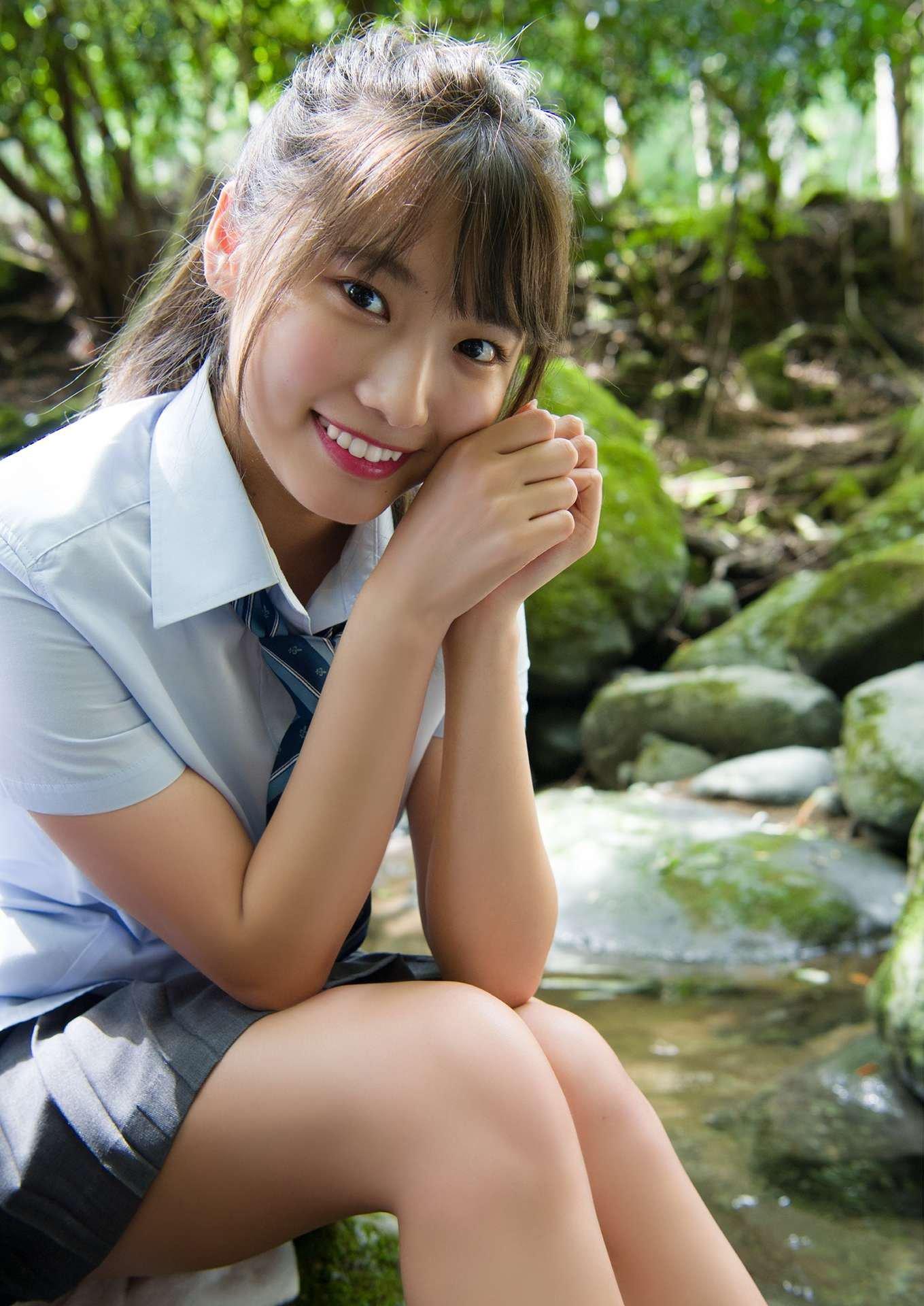 グラビアアイドル写真集|17歳のビキニの天使の古田愛理(ふるた あいり)まとめ画像 128枚