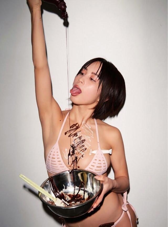 グラビアアイドル写真集|Gカップの犬童 美乃梨ちゃんのまとめ画像パート1 100枚Number001-100