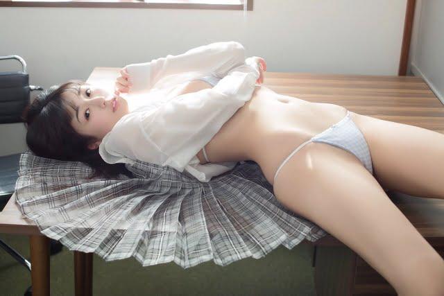 グラビアアイドル写真集 Cカップのくりえみちゃん(栗田恵美)のまとめ画像後編 写真総数102枚
