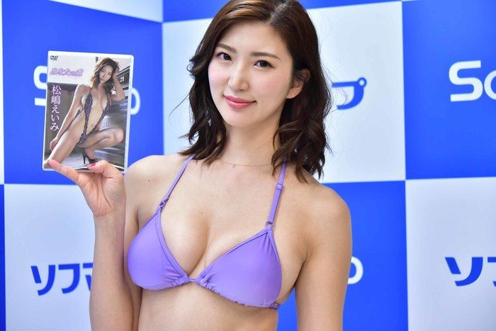 グラビアアイドル写真集|松嶋えいみちゃんのまとめ画像パート4 100枚Number301-400