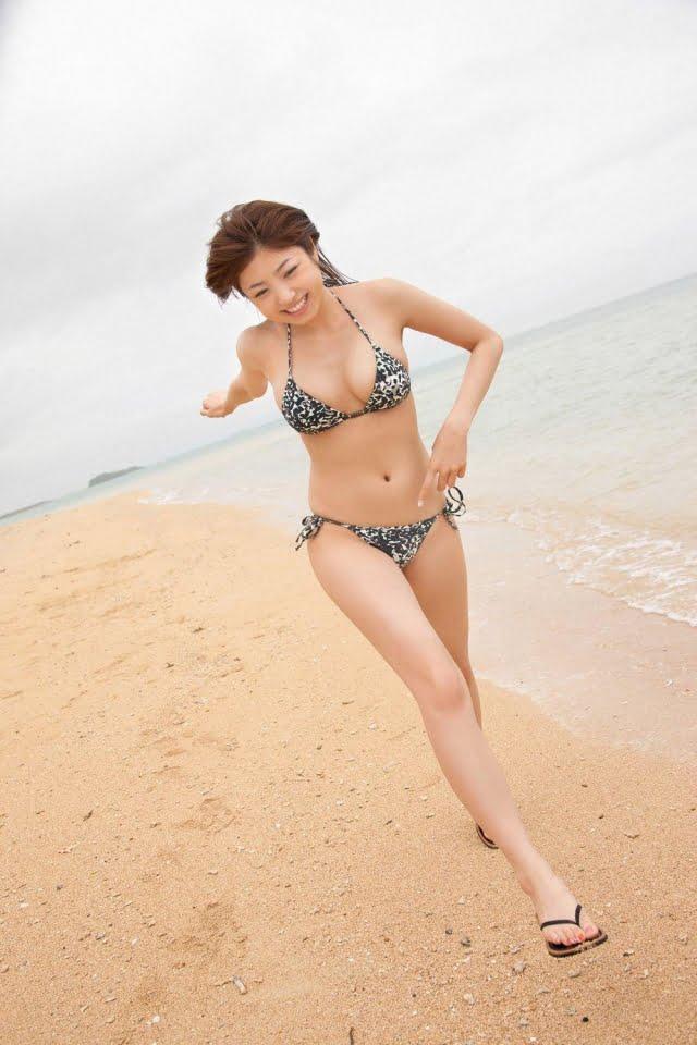 グラビアアイドル写真集|Fカップのおっぱいと長い手足が素敵な中村静香ちゃんのまとめ画像パート16 100枚Number1501-1600