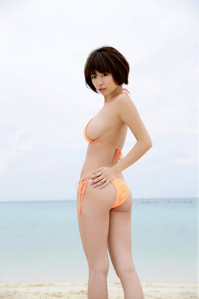 グラビアアイドル写真集|爆乳Iカップ菜乃花ちゃんのグラビアまとめ画像パート9 100枚Number801-900
