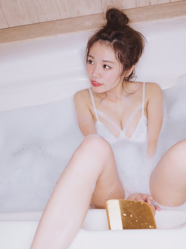グラビアアイドル写真集|爆乳Iカップ菜乃花ちゃんのグラビアまとめ画像パート1 100Number001-100