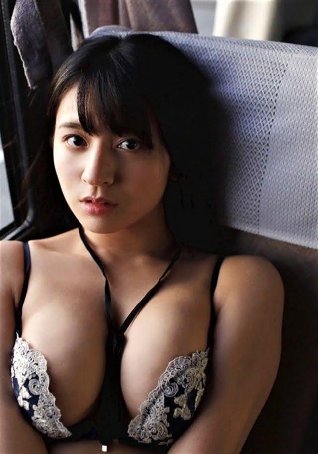 グラビアアイドル写真集|むっちりボディのEカップの徳江かなちゃんのまとめ画像パート1 100枚