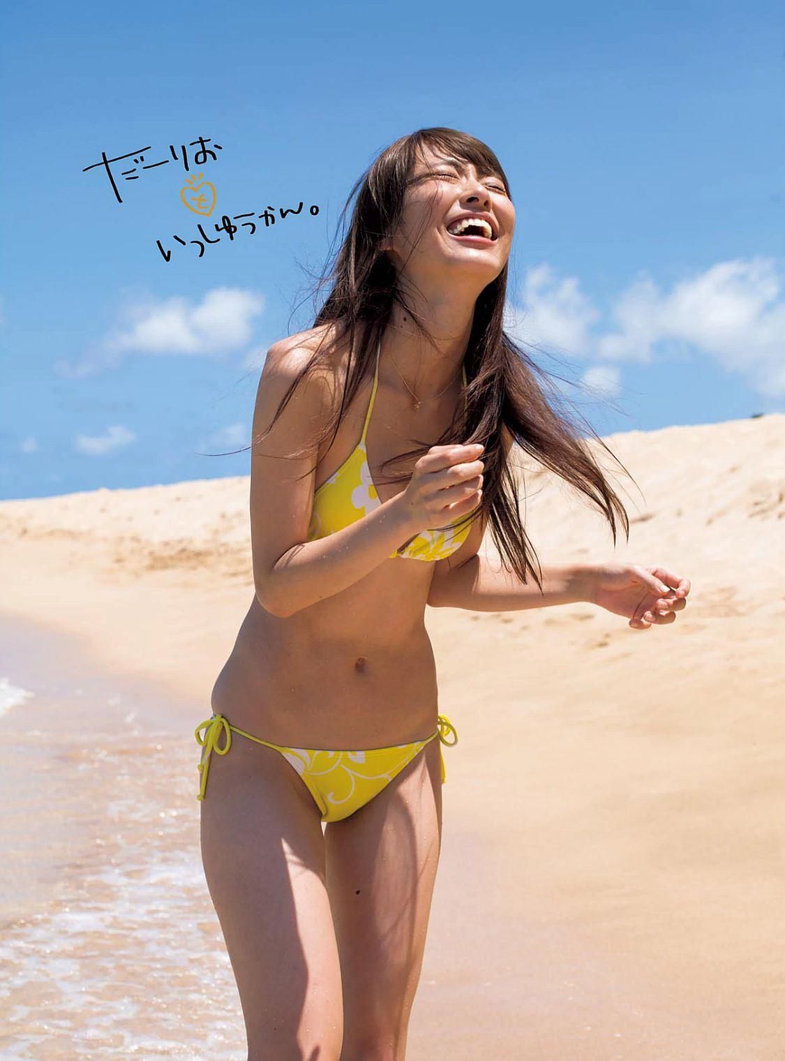 グラビアアイドル写真集|だーりお(内田理央)ちゃんのグラビアまとめ画像パート1 100枚Number001-100
