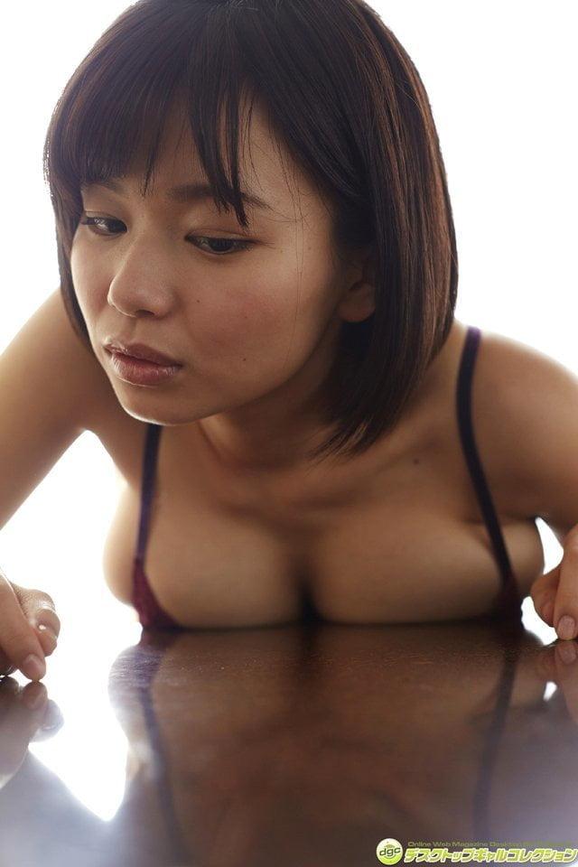 グラビアアイドル写真集|迫力のHカップの和地つかさちゃんのまとめ画像パート1 100枚