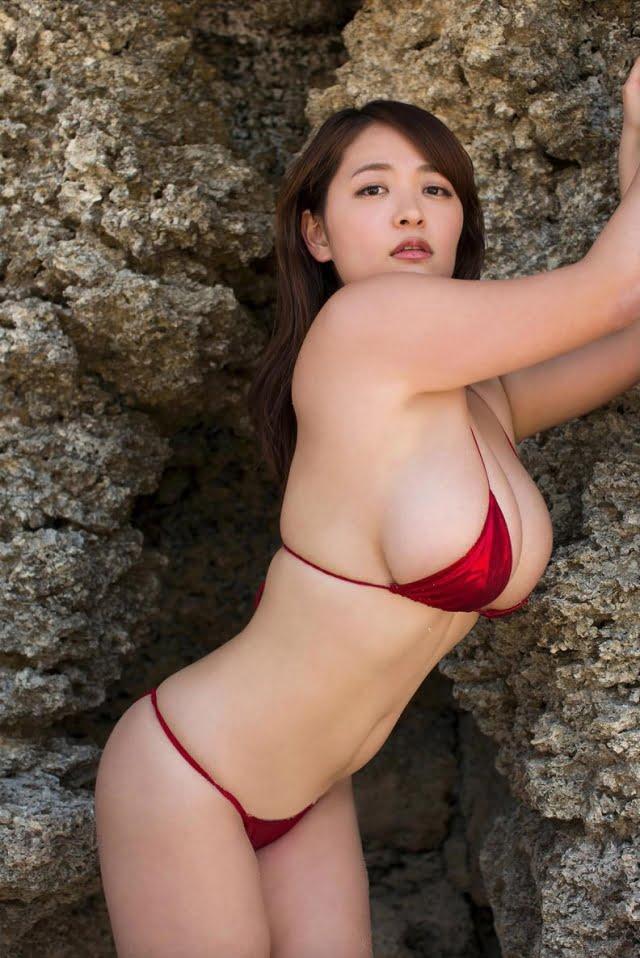 グラビアアイドル写真集 Iカップのやなパイ事 柳瀬早紀ちゃんのまとめ画像パート3 136枚Number201-336