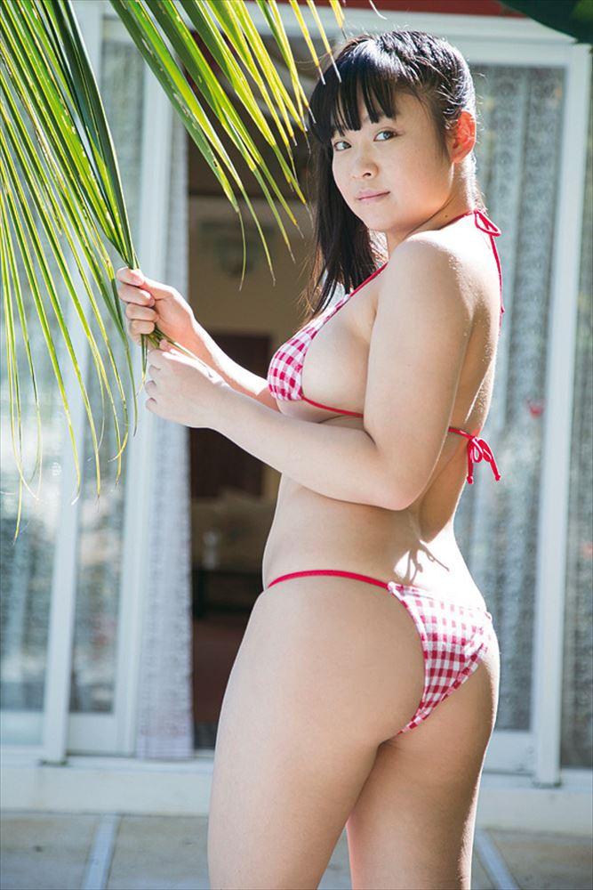 グラビアアイドル写真集|むっちり爆乳のHカップのゆうみちゃんのグラビアまとめパート2 100枚Number101-200