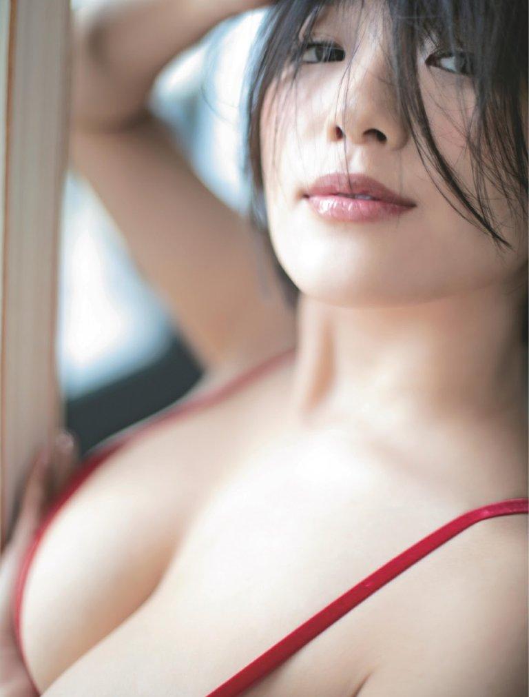 グラビアアイドル写真集|奇跡の2次元ボディ瑞々しいバストとヒップが持ち味の天木じゅんグラビア画像まとめ6 100枚