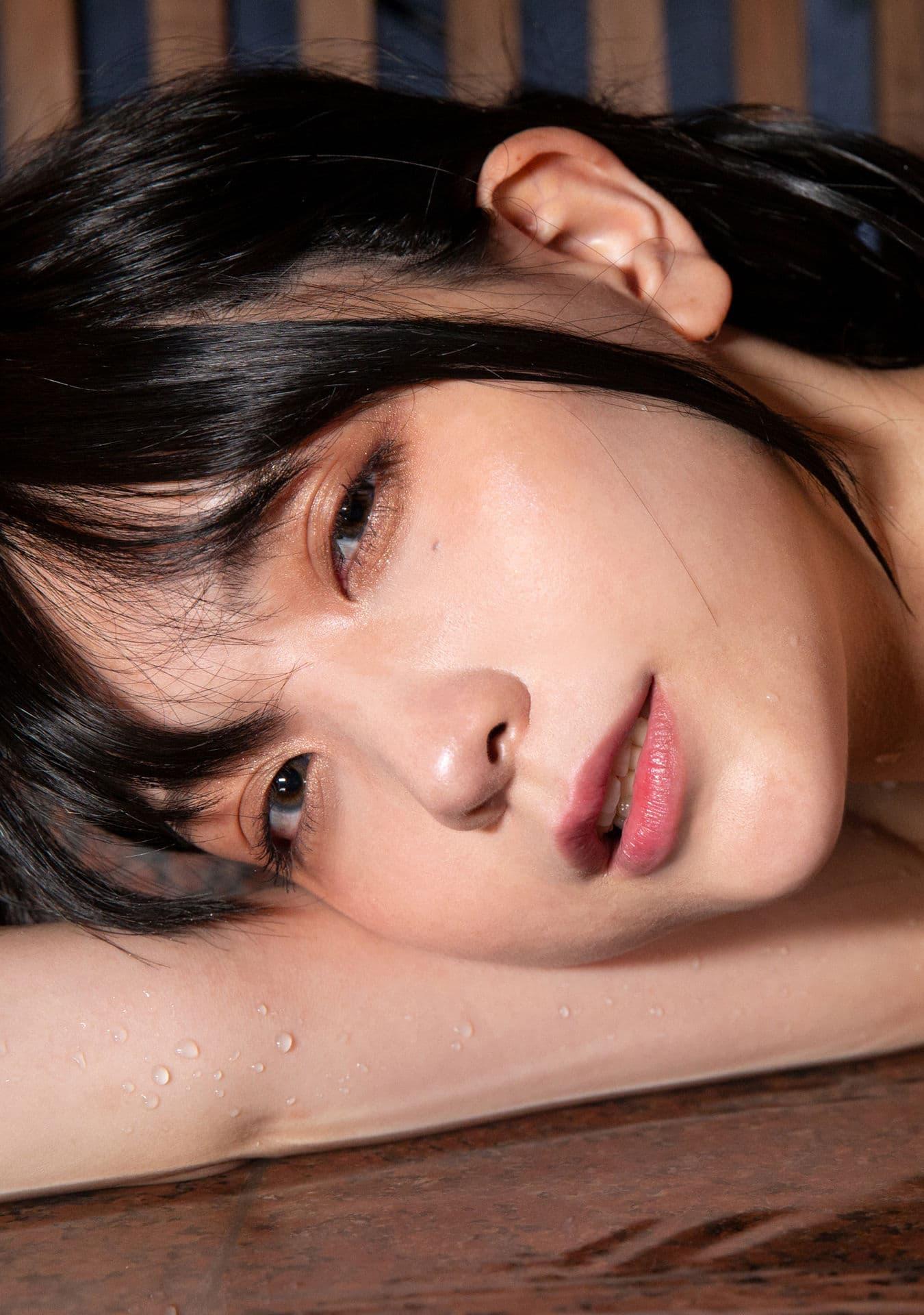 グラビアアイドル写真集|ミステリアスな魅力を持った2.5次元モデルのあまつまりな(あまつ様)グラビア画像まとめ4 100枚
