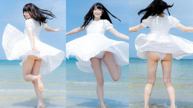 グラビアアイドル写真集|2.5次元モデルのあまつまりなグラビア画像まとめ1 100枚