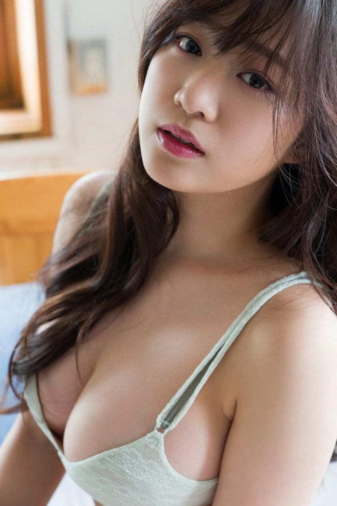 グラビアアイドル写真集|超絶ボディラインの90cmバストを持つ青井春グラビア画像まとめ1 100枚