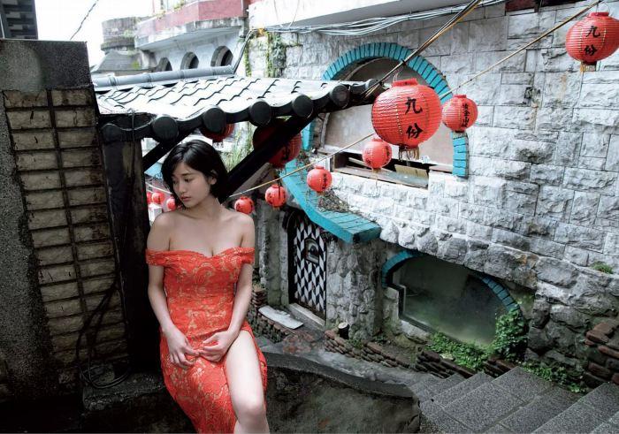 グラビアアイドル写真集|大人の色気すごい妖艶な姿にGカップバストの胸元セクシーな出口亜梨沙高画質グラビア画像まとめ2 100枚