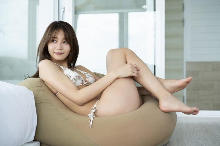 グラビアアイドル写真集 大人の魅力あふれ透明感抜群の傳谷英里香グラビア画像まとめ3 100枚