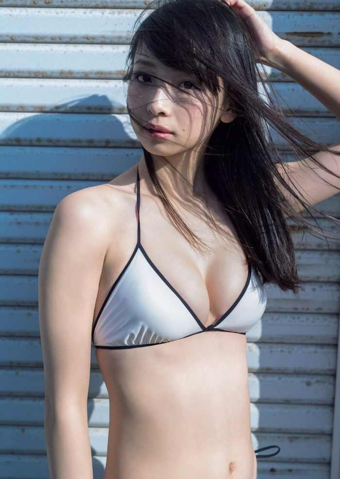 グラビアアイドル写真集|168センチの長身に長い手に抜群のスタイルを持つ華村あすか高画質グラビア画像まとめ4 100枚