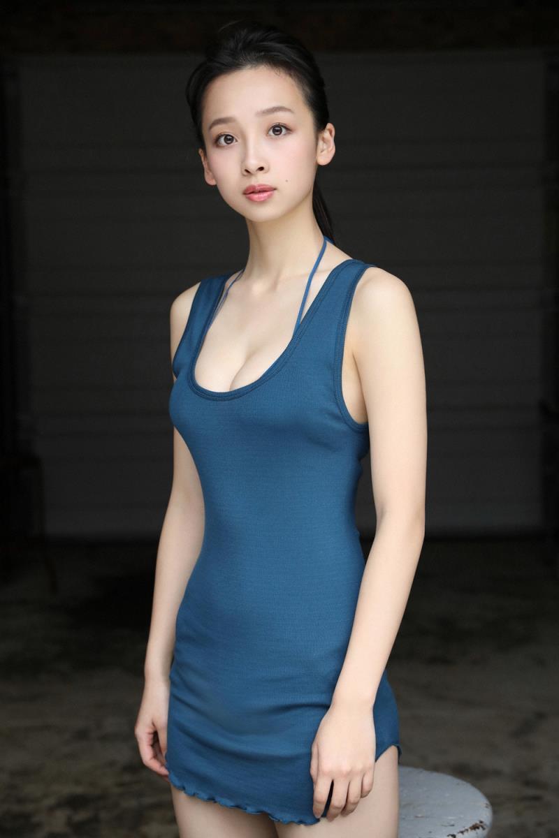 グラビアアイドル写真集 168センチの長身に長い手に抜群のスタイルを持つ華村あすか高画質グラビア画像まとめ4 100枚