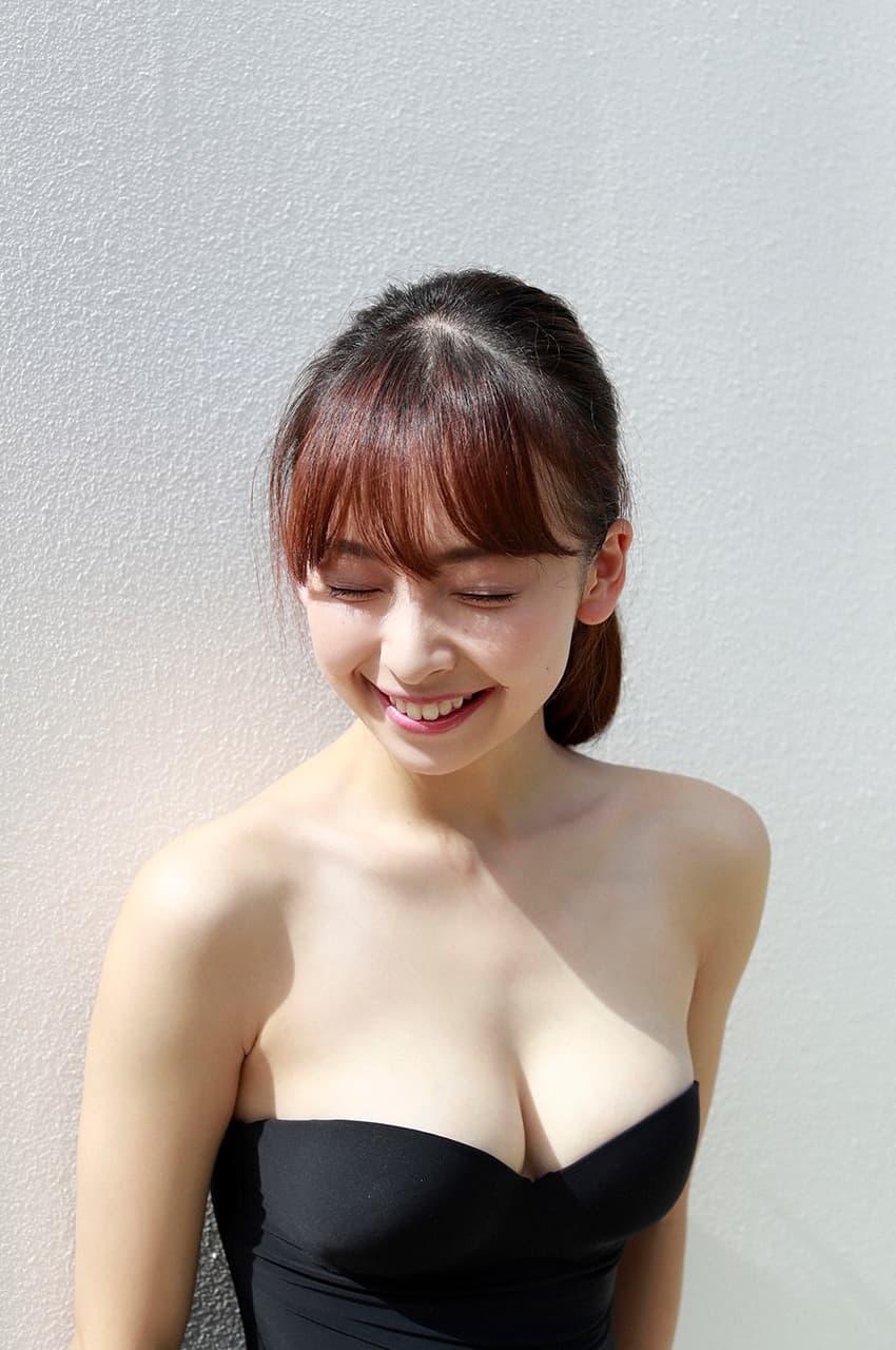 グラビアアイドル写真集|168センチの長身に長い手に抜群のスタイルを持つ華村あすか高画質グラビア画像まとめ7 100枚