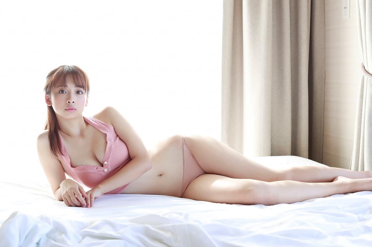 グラビアアイドル写真集|168センチの長身に長い手に抜群のスタイルを持つ華村あすか超高画質グラビア画像まとめ8 100枚