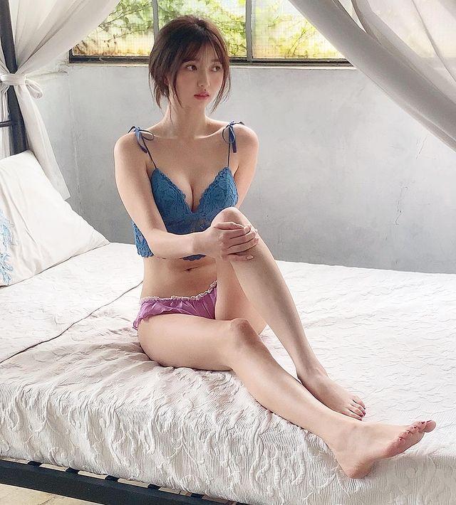 グラビアアイドル写真集|社長令嬢で高身長の橋本萌花ちゃんのグラビア画像まとめ