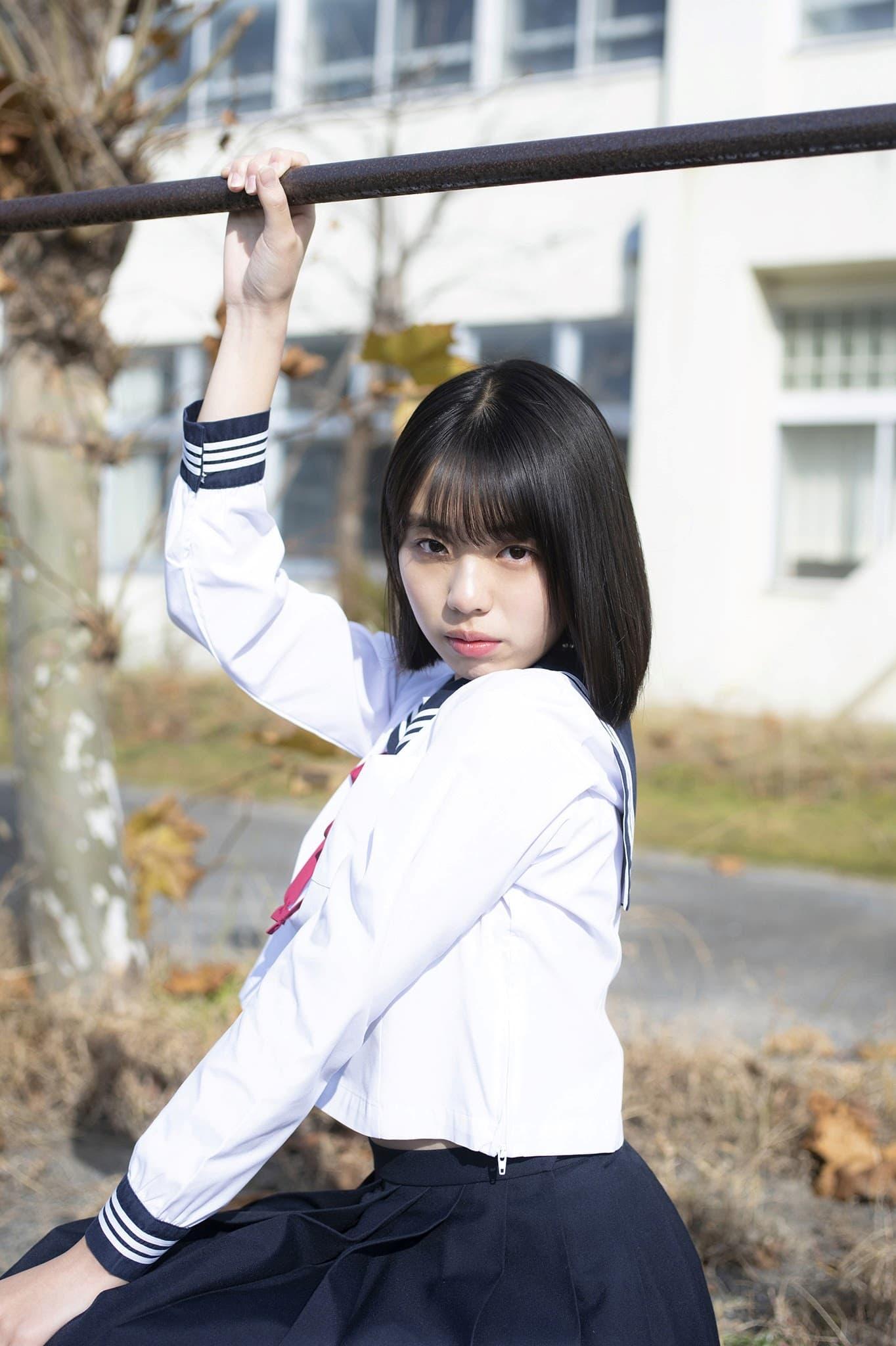 グラビアアイドル写真集 15歳とは思えない均整の取れたスタイルの菊地姫奈超高画質グラビア画像まとめ2 100枚