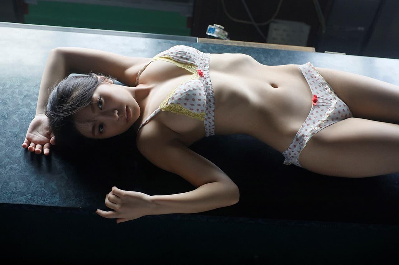グラビアアイドル写真集 豊満バスト際立つ最強迫力のボディーの大原優乃グラビア画像まとめ12 100枚