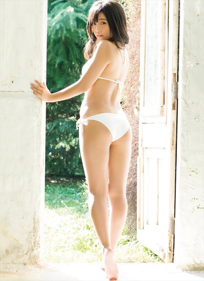 グラビアアイドル写真集 豊満バスト際立つ最強迫力のボディーの大原優乃グラビア画像まとめ3 100枚