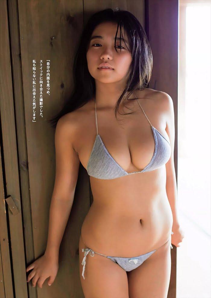 グラビアアイドル写真集|豊満バスト際立つ最強迫力のボディーの大原優乃グラビア画像まとめ5 100枚