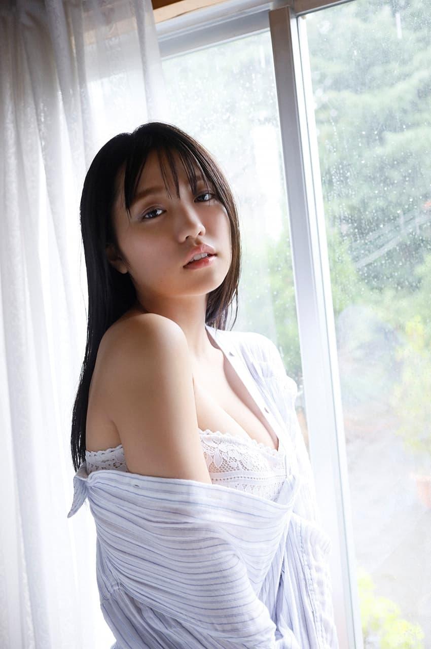 グラビアアイドル写真集|豊満バスト際立つ最強迫力のボディーの大原優乃グラビア画像まとめ10 100枚