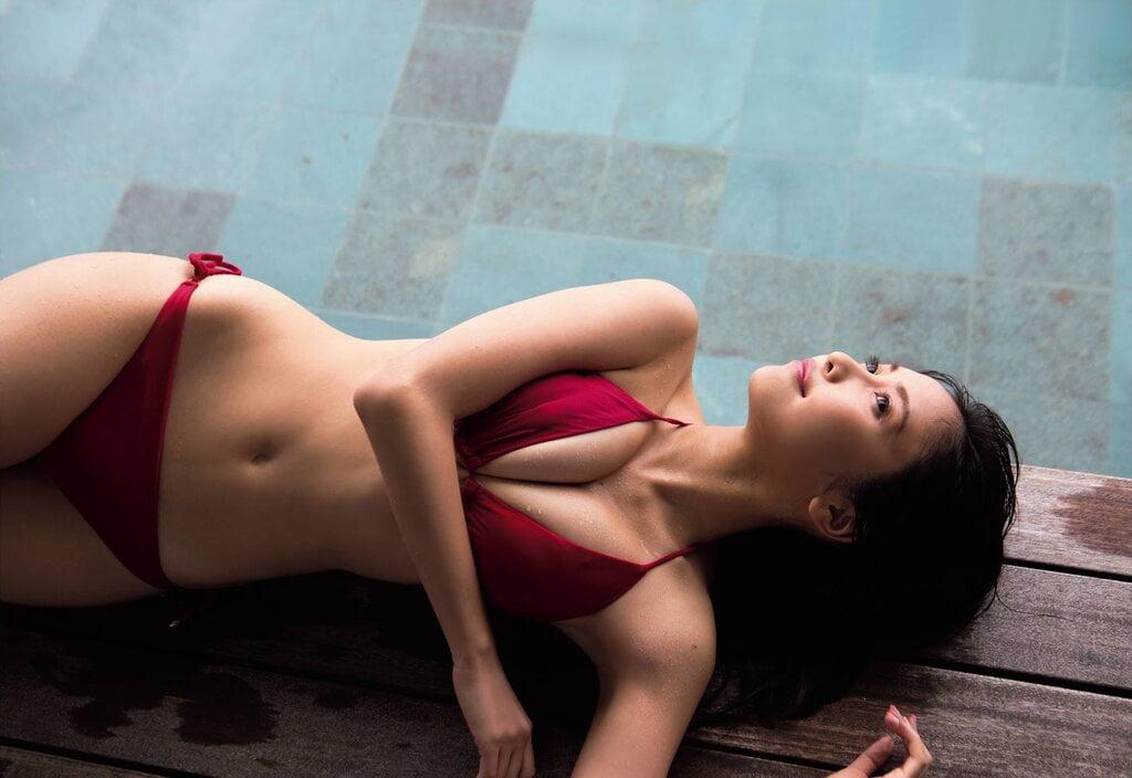 グラビアアイドル写真集|史上最高峰のヘルシー美ボディ抜群のスタイルとキュートなルックスの佐野ひなこグラビア画像まとめ7 100枚