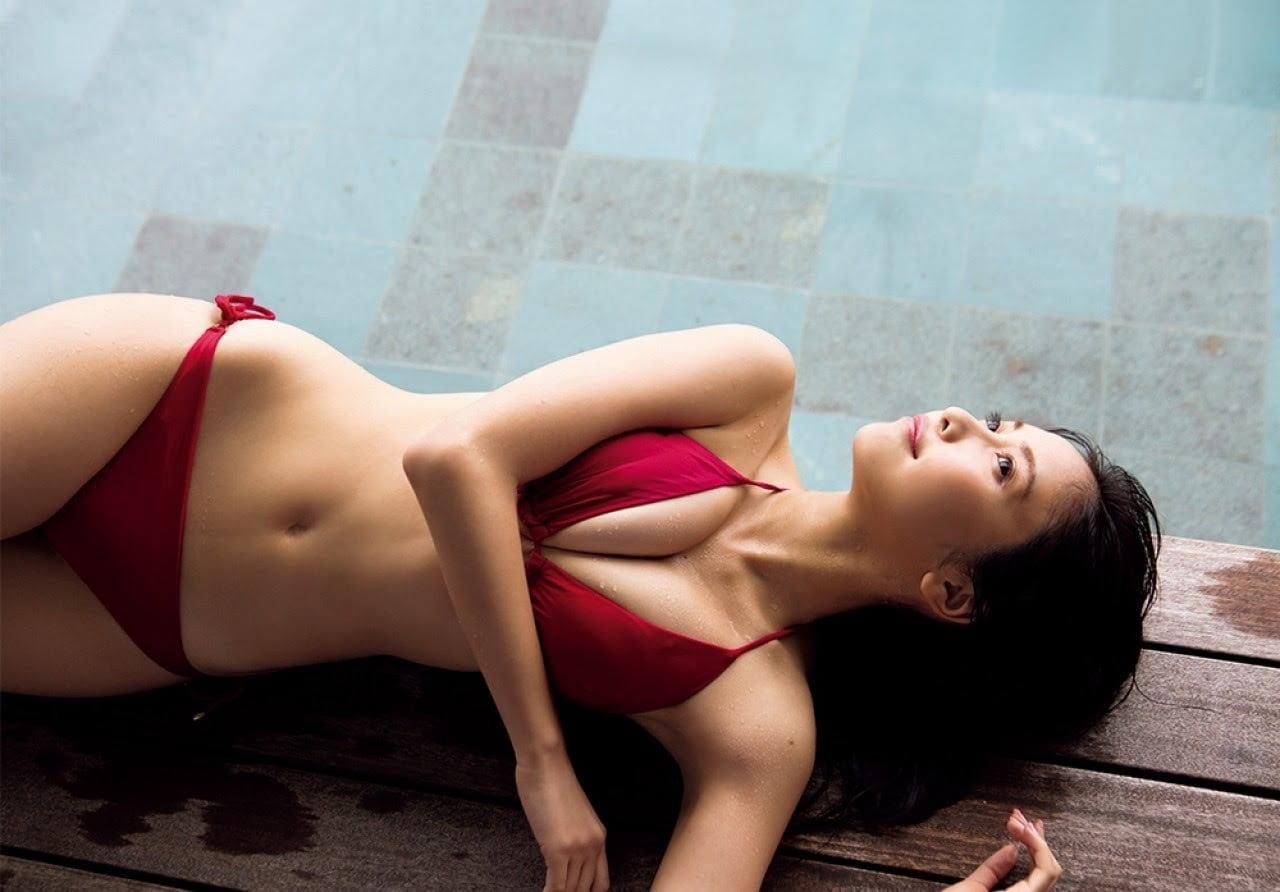 グラビアアイドル写真集|史上最高峰のヘルシー美ボディ抜群のスタイルとキュートなルックスの佐野ひなこグラビア画像まとめ6 100枚