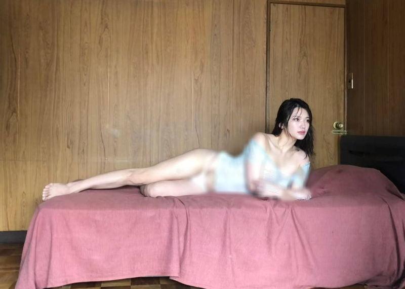 グラビアアイドル写真集 たわわ美乳×圧巻くびれ注目の神バストの瀬山しろグラビア画像まとめ2 134枚