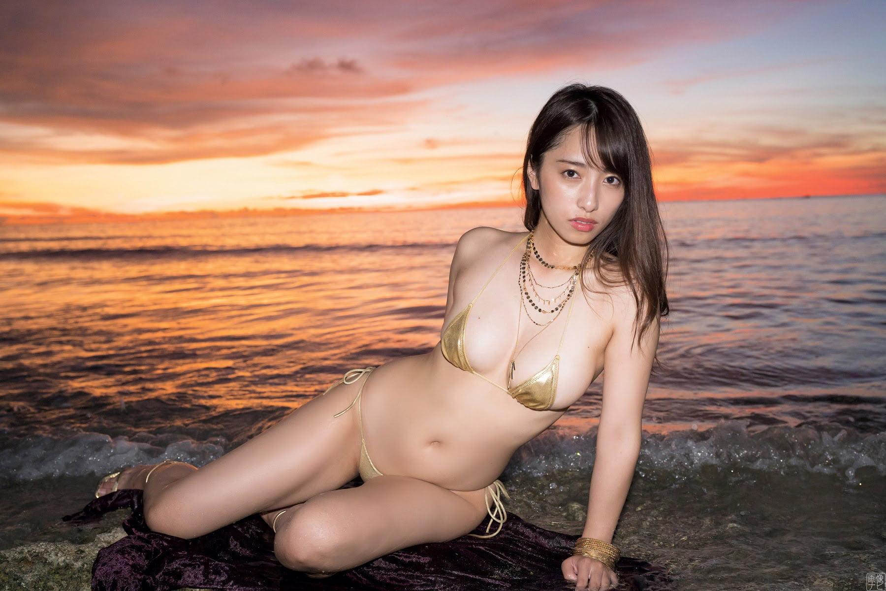 グラビアアイドル写真集 セクシーさが加速して興奮度も最高潮の高梨瑞樹グラドル画像まとめ4 100枚