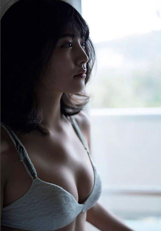 松永有紗グラビア画像
